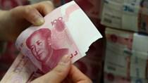 Nhân dân tệ vào top 5 đồng tiền giao dịch phổ biến nhất thế giới