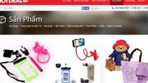 Tập đoàn Nhật thâu tóm 30% cổ phần Hotdeal