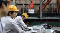 PMI sản xuất tháng 8 của Trung Quốc thấp nhất 3 năm