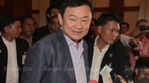 Thái Lan ra lệnh bắt cựu Thủ tướng Thaksin