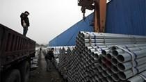 Ngành thép Trung Quốc lún sâu vào khủng hoảng