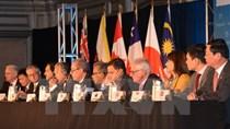 Các nước TPP nhóm họp tại Philippines cuối tháng 11
