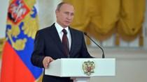 Forbes: Putin là người có ảnh hưởng lớn nhất hành tinh