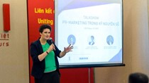 4 điều Giám đốc truyền thông Google Việt Nam khuyên doanh nghiệp Việt