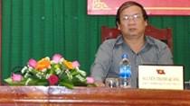Quảng Ngãi bầu tân Phó Bí thư Tỉnh ủy