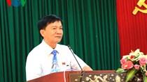 Ông Trần Ngọc Căng được bầu làm Chủ tịch UBND Quảng Ngãi