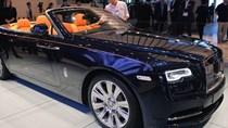 Rolls-Royce có thể sẽ sản xuất xe chạy điện