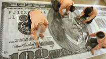 USD lên cao nhất gần 3 tuần so với euro