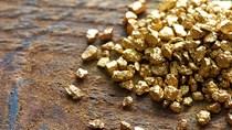 Giá vàng giảm 1% xuống thấp nhất 2 tuần
