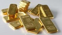 Giá vàng tăng phiên thứ 5 liên tiếp