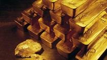 Giá vàng chạm đáy 1 tháng do đồn đoán Fed tăng lãi suất