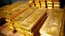 Giá vàng giảm 1% sau số liệu bán lẻ của Mỹ
