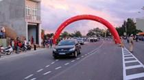 Thông xe 140km Quốc lộ 1 mở rộng đoạn qua Bình Định