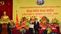 Ông Bùi Văn Cường tái đắc cử Bí thư Đảng ủy Khối Doanh nghiệp Trung ương