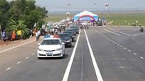 Thông xe 60km Quốc lộ 1 đoạn qua Quảng Trị vượt tiến độ