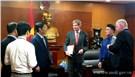 Bộ trưởng Trần Tuấn Anh tiếp xã giao Chủ tịch Hội đồng quản trị Tập đoàn SOCO