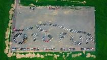 Gần 400 xe ôtô sẽ lập kỉ lục xếp hình mừng sinh nhật OTOFUN 10