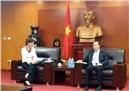 Thứ trưởng Cao Quốc Hưng tiếp Đại sứ đặc mệnh toàn quyền nước Cộng hòa I-ta-li-a