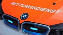 BMW trình diễn bộ ba xe cấp cứu, tuần tra, cứu hộ độc đáo
