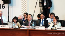 Hội nghị Bộ trưởng Thương mại APEC lần thứ 22
