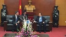 Thứ trưởng Cao Quốc Hưng tiếp Phó Chủ tịch Công ty ExxonMobil