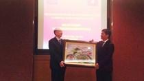 Bộ trưởng Bộ Công Thương Trần Tuấn Anh hội đàm với Tổng cục trưởng Chi Thụ Bình
