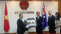 Thứ trưởng Cao Quốc Hưng tiếp Ngài Thống đốc và Ngài Thủ hiến bang Nam Úc