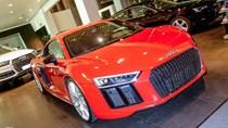 Chi tiết Audi R8 V10 Plus 2016 đầu tiên tại Việt Nam