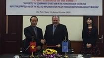 TT Cao Quốc Hưng tiếp GĐ Chính sách phát triển và Nghiên cứu chiến lược của UNIDO
