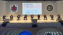Diễn đàn Kinh tế Quốc tế Saint Peterburg
