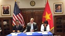 Việt Nam và Hoa Kỳ ký kết thỏa thuận song phương giải quyết vụ việc tranh chấp tôm
