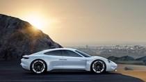 Porsche sản xuất xe điện cạnh tranh Tesla