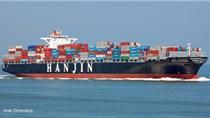 TB liên quan đến việc giao nhận HH XNK thông qua Hãng tàu biển Hanjin Shipping Global