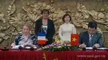 Lễ Ký kết Thỏa thuận hỗ trợ kỹ thuật của Business France dành cho VIETRADE