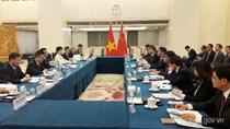 Các hoạt động của Bộ trưởng BCT trong khuôn khổ chuyến thăm chính thức TQ