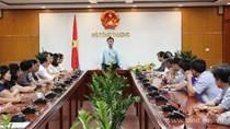 Bộ trưởng BCT trao QĐ điều động, bổ nhiệm Phó TCT Tổng cục NL và Phó Vụ trưởng PTNNL
