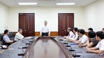 Điều động 02 Phó Chánh VP Bộ giữ chức vụ Phó Vụ trưởng Vụ TTCM và Phó Vụ trưởng Vụ TĐ