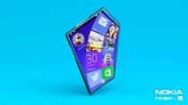Concept smartphone Nokia hình ngũ giác