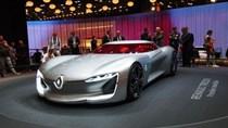 5 mẫu concept ấn tượng nhất Paris Motor Show 2016