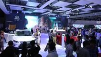 Lexus, tâm điểm xe sang tại VMS 2016