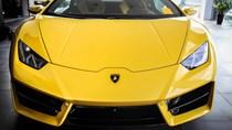 Ảnh Lamborghini Huracan cầu sau thứ 2 vừa về Việt Nam