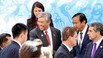 Phiên đàm phán thứ 15 của Hiệp định Đối tác kinh tế toàn diện khu vực