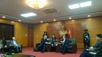 TT Cao Quốc Hưng tiếp PCT Hiệp hội Xúc tiến Ngoại giao Nhân dân Nhật Bản