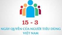 Kế hoạch Ngày Quyền của người tiêu dùng Việt Nam 2017