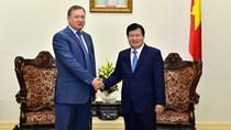 Thắt chặt hợp tác dầu khí Việt – Nga