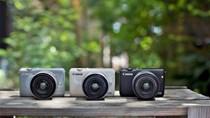 Những ưu điểm của máy ảnh không gương lật