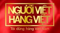 Khảo sát Cuộc Vận động người Việt Nam ưu tiên dùng hàng Việt Nam