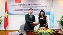Kỳ họp lần V Ủy ban liên Chính phủ Việt Nam – Ác-hen-ti-na