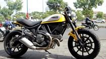 Các dòng môtô Ducati giảm giá mạnh tại Việt Nam