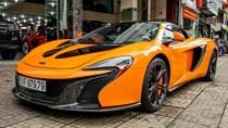 McLaren cũ của Minh Nhựa thay áo mới để tìm chủ